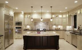 cool recessed in ceiling lights aspectled on pot for kitchen