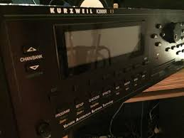 Smashing Pumpkins Machina by Kurzweil K2000r Used By The Smashing Pumpkins Billy Corgan In Reverb