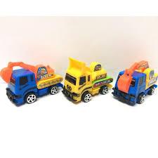 Jual Sayang Anak Funny Fire Truck Mini Series Mainan Truk Anak Laki ...