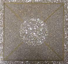 bespoke terrazzo tile designed by concord terrazzo company www