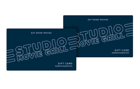 Studio Movie Grill | Dine-In Movie Theater Experience