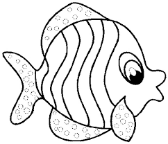 Fish Coloring Pages Site Image Printable