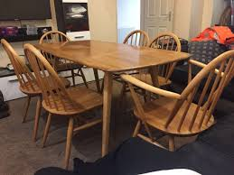 Cottage Style Solid Wood Table & Chairs