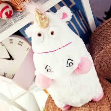16 40cm Fluffy Unicorn Soft Plush Doll Toy Kids Toys New Brinquedos Stuffed Animal