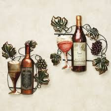 Decorative Wine Bottles Ideas by Wine Theme Kitchen Decor Is A Fantastic Way To Make A Lasting