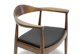 baxton studio embick mid century modern dining chair affordable