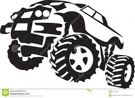 Black And White Truck Clipart & Clip Art Images #10015 ...