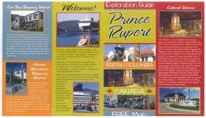 Visitors Centre Tourist Brochure Front