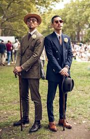 These Dapper Men With Vintage Inspired Looks And Classic Moustaches Are Going To Be Perfect For