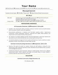 Top Skills For Resume Beautiful Examples Typing Of