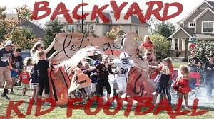 Best Little Kids Backyard Football Game 2 || HD - YouTube The 18 Best Gifts For Soccer Players And Fans The18 Backyard Soccer Goals Outdoor Fniture Design And Ideas Backyard Football Superbowl Vi Youtube 2002 Neauiccom Yohoonye Field Is Officially Ready Play Czabecom Party Perfect Great Idea A Super Image Football Hits Iso Gcn Isos Emuparadise Characters 8000th Wish Ryan Feeneys New England