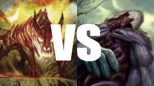 kiln fiend infect deck mtgo gameplay kiln fiend vs pauper