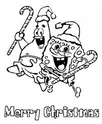 Merry Christmas Coloring Pages Printable 3
