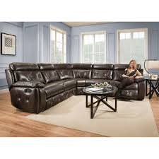 midtown reclining sectional 8510121 living room furniture conn s