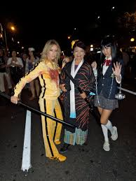 West Hollywood Halloween Carnaval 2017 by Costume Halloween Kill Bill Goshowmeenergy