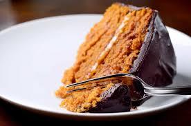 Pumpkin And Cake Mix Dessert by Pumpkin Cake With Chocolate Ganache Life U0027s Ambrosia