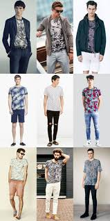 Mens Printed T Shirts Spring Summer Outfit Inspiration Lookbook