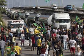 Truckers In Brazil Protest Soaring Fuel Prices, Bring Economy To ... Teslas Electric Semi Trucks Are Priced To Compete At 1500 The Brazil Truckers Suspend Strike Government Subsidize Diesel Ordrives Trucker Tools Truck Stop Guide Help Video Youtube Our Fuels Services Payment Options Featured Products Topsfield Cng Still Cheaper Even As Gas Prices Drop Shell In India Fuel Lubes Outlets Page 166 Teambhp Get Bottom Dollar Diesel With Path Waitomo Group Fuel Petrol Oil Supplier Fueling The Truck So Many Miles Why Indias Are Skyhigh When Isnt Bloomberg Tesla Semitruck What Will Be Roi And Is It Worth Stops Service Stations Services Bp Australia