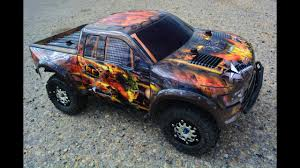 100 Slash Rc Truck RC ADVENTURES FORD SVT RAPTOR TRAXXAS SLASH 4X4 ULTiMATE TRUCK