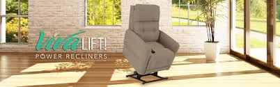 Our Electric Lift Chairs & Power Lift Recliners