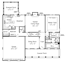 Ceiling Joist Span Table by Country Style House Plan 3 Beds 2 5 Baths 2182 Sq Ft Plan 927 9