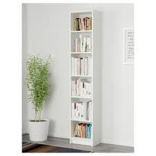 Tall Narrow Corner Bathroom Cabinet by Billy Bookcase White Ikea