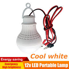 12v dc led ls portable tent cing light smd5730 bulbs outdoor
