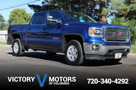 Used Cars And Trucks Longmont, CO 80501 | Victory Motors Of Colorado Listing All Cars 2013 Gmc Sierra 1500 Sle 2014 Sierra Regular Cab First Test Motor Trend Denali Hd White Ghost Photo Image Gallery The Crate Guide For 1973 To Gmcchevy Trucks Used And Lgmont Co 80501 Victory Motors Of Colorado 2500hd 4 2015 2500 4x4 Crew Review Car 2011 Ford F150 Harleydavidson Driver Black Truck Stock 15n346a Heavy Duty For Sale Ryan Pickups