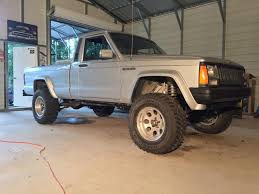 100 Truck Jeep Are We Doing Old Trucks Finished Lifting My 89 Comanche Last