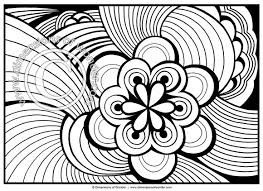 Draw Coloring Pages Printable For Adults 95 With Additional Site