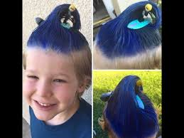 Have You Ever Heard About Crazy Hair Day Heres Another Fascinating Event Which Makes Your Life More Colourful And Creative