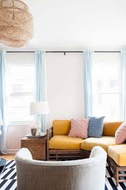 100 Bungalow Living Room Design Balancing Retro Style With Color In A Small 1960s