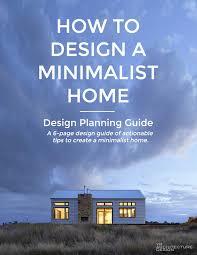 100 Minimalist Houses 5 Characteristics Of Modern House Designs
