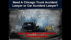 100 Truck Accident Chicago Lawyer Ing Attorney IL YouTube