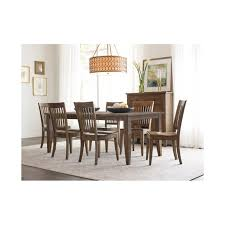 663 761 Kincaid Furniture The Nook Oak Dining Room Table