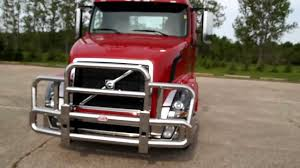 Volvo VN BIG FRONT GRILL GUARD - YouTube 2006 Volvo Vnl Front Bumper Assembly For Sale Sioux Falls Sd 300 Tractor Truck 2011 3d Model Hum3d 20 Vnl 04 Up Aero 3 Grill Fog Lights Miamistarcom Fender Trim Pair Rh Lh Chrome Bubbaparts Used Commercials Sell Used Trucks Vans For Sale Commercial Gen 2 New Aftermarket Steel Chrome Bumper 2003up Made Wwwbigfrontgrillcom Installed On A Bison Transport Vn New Fmx Details And Photos Released Aoevolution Lvo Truck Accsories 2016 Vnl630 Heavy Spec Low Kms 630 At Premier Trucks Opens Customer Center Virginia Factory