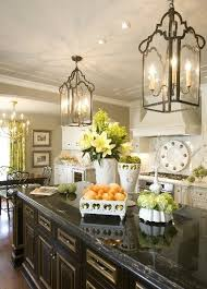Lantern pendant lights in the kitchen for an instant upgrade