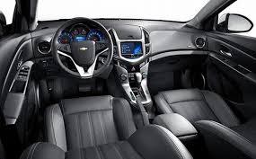 chevrolet cruze facelift 3 Chevrolet Cruze Sedan and