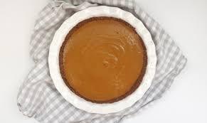 Healthy Pumpkin Desserts For Thanksgiving by Healthier Pumpkin Pie U2013 Kitchen To Gym Fitness