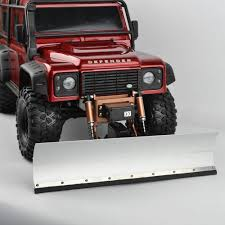 100 Rc Truck Snow Plow Details About 110 RC Car Shovel Servo Plow For Traxxas TRX4 RC Winter Upgrade
