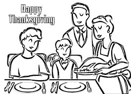 Thanksgiving Coloring Pages Precious Moments At Family
