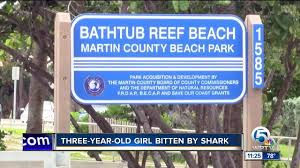 Bathtub Beach Stuart Fl Tides by Child Bitten By A Shark At Bathtub Reef Beach In Martin County