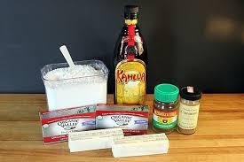 Pumpkin Spice Kahlua by Whole Wheat Pumpkin Bars With Kahlua U0026 Cream Frosting