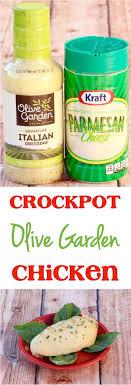 Crockpot Olive Garden Chicken Recipe 3 Ingre nts} Never