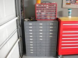 Akro Mils 26 Drawer Storage Cabinet by Nut U0026 Bolt Storage Archive The Garage Journal Board