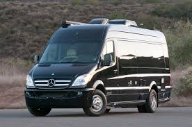 Mercedes Benz Sprinter Based RV Reviewed By AutoBlog