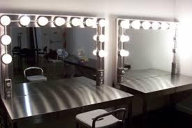 White Makeup Desk With Lights by Lighted Vanity Makeup Desk Home Design Mannahatta Us