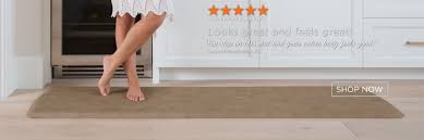 Decorative Cushioned Kitchen Floor Mats by Kitchen Floor Mats For Comfort The Ultimate Anti Fatigue Floor