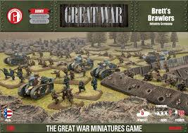 We Are Looking For An Original Mission Just The Great War Period Winner Gets Brets Brawlers Box Set And Will Have Their Submission Released As