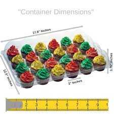 Amazon OccasionWise Premium Cupcake Carrier Holds 24 Standard